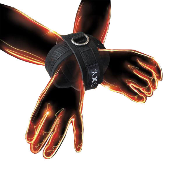 SXY Cuffs  Deluxe Neoprene Cross Cuffs