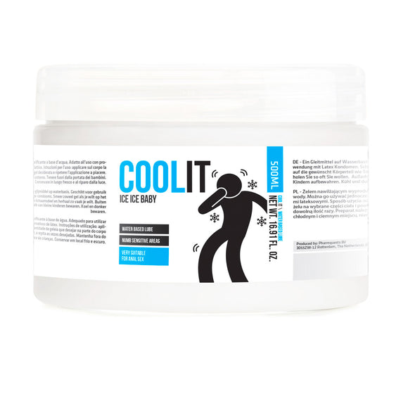 Cool It Ice Ice Baby Lubricant 500 ml