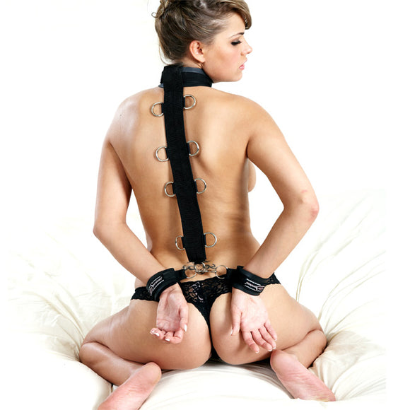 SportSheets Neck And Wrist Restraints