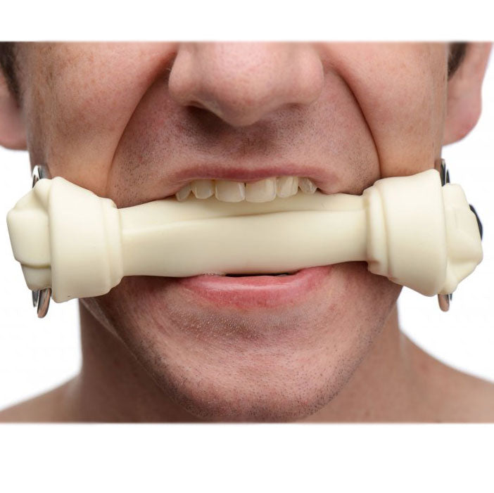 Silicone Dog Bone Gag
