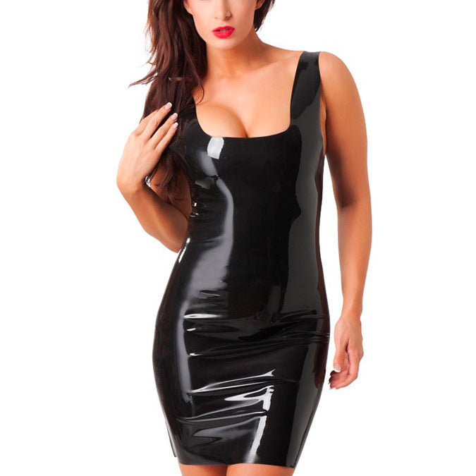 Rubber Secrets Dress