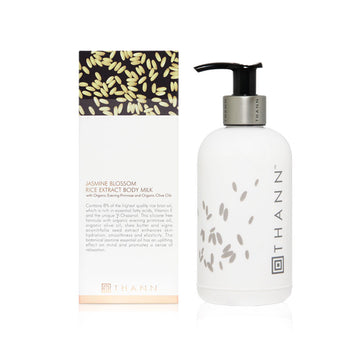 Jasmine Blossom Rice Extract Body Milk 250ml