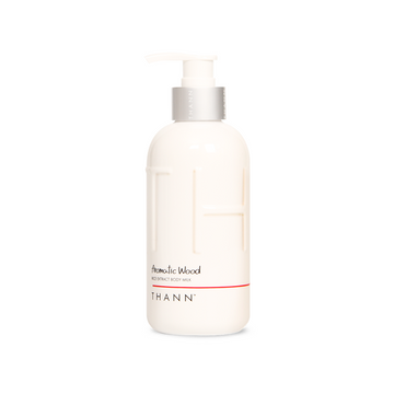 Aromatic Wood Body Milk 320ml - THANN Singapore