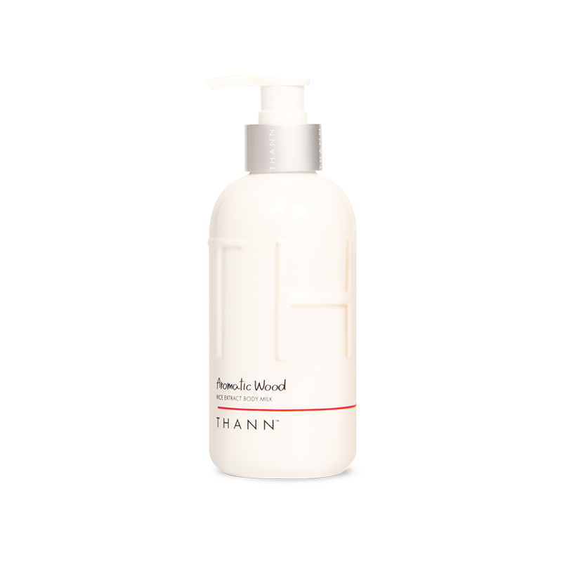 Aromatic Wood Body Milk 320ml