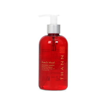 <BACK ORDER> PRODUCT SHIPS 10 DECEMBER 2020 - Aromatic Wood Shampoo Detoxifying 250ml - THANN Singapore