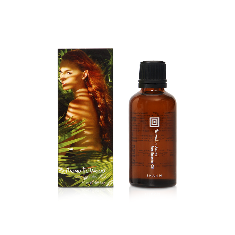 Aromatic Wood Essential Oil 50ml - THANN Singapore