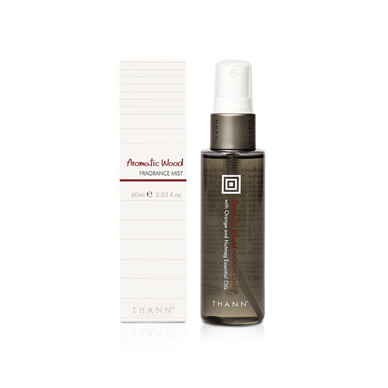 Aromatic Wood Fragrance Mist 60ml - THANN Singapore