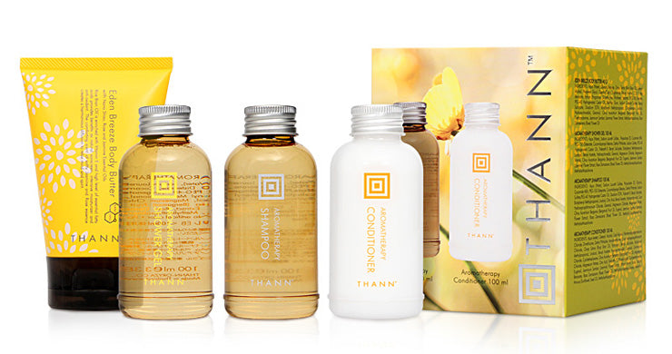 Eden Breeze Body Pampering Set - THANN Singapore