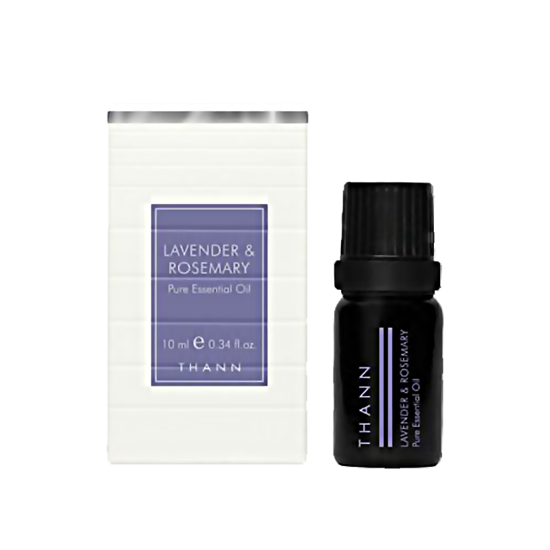 Lavender & Rosemary Essential Oil 10ml - THANN Singapore