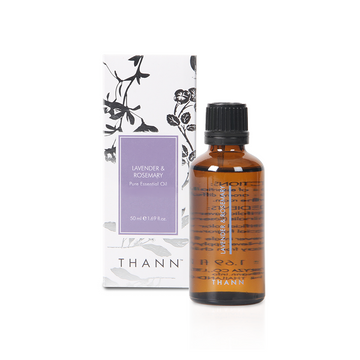 Lavender & Rosemary Essential Oil 50ml - THANN Singapore