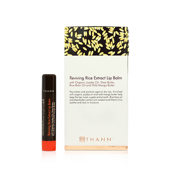 Reviving Rice Extract Lip Balm 3.5g - THANN Singapore