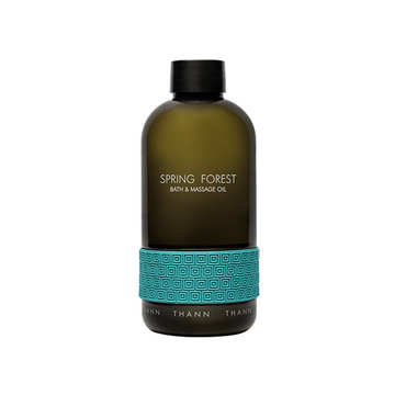 Spring Forest Bath & Massage Oil 295 ml - THANN Singapore