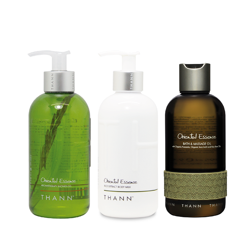 Body Care Trio Gift Set