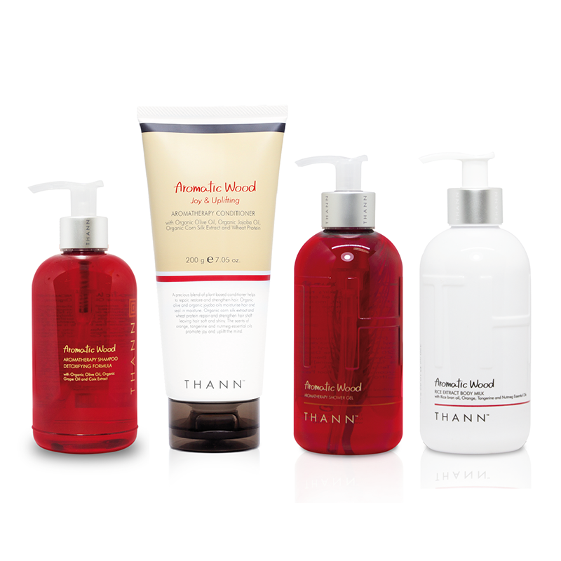 Shine Booster Gift Set - THANN Singapore