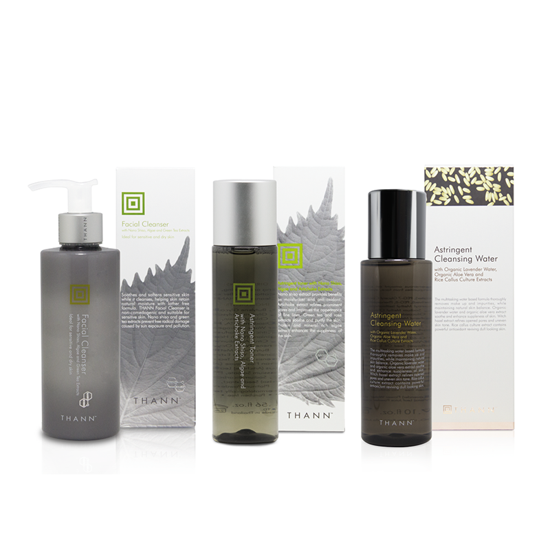 Ultimate Cleansing Regime Gift Set - THANN Singapore