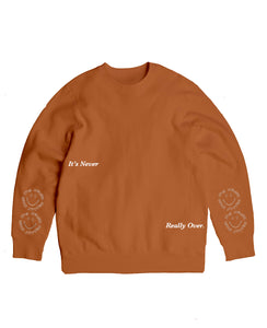 INRO Brown Crewneck