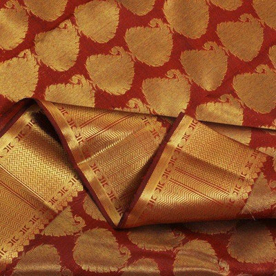 The Weave of God -Kanjeevaram Saree