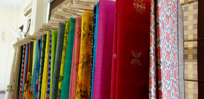 How To Keep Your Handloom Sarees As Good As New