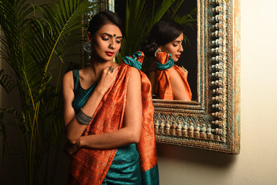 How to Preserve Your Handloom Sarees