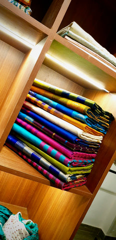 Handloom Sarees from Indian Artizans