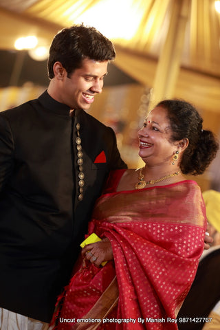 6 Reasons why you should choose a Saree over a Lehenga for your Wedding