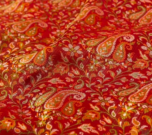 Tanchoi Banarasi Saree, Indian Artizans
