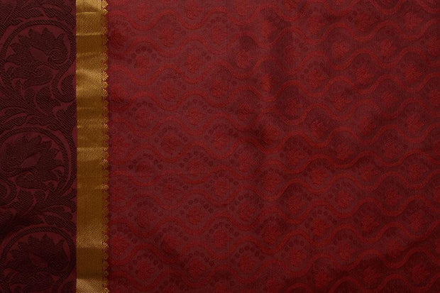 Shop Online for Maroon Pink  Silk Sareee | Indian Artizans