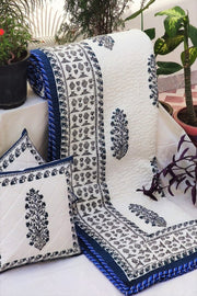 Block Printed Quilts for Double Beds