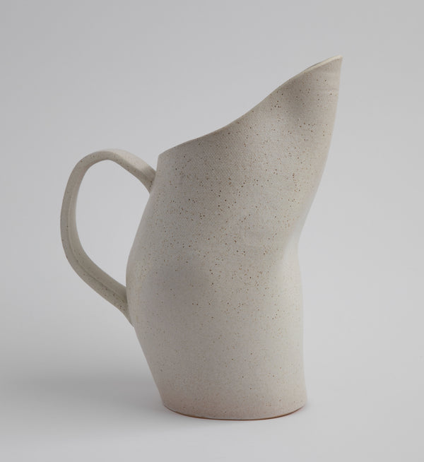 Sculptural Pitcher