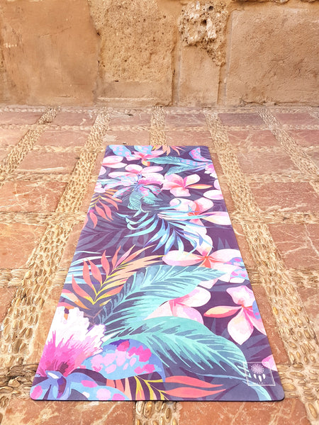 none slippery yoga mat