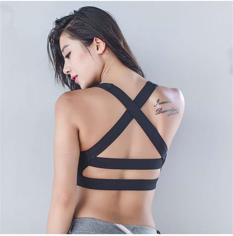 buy crossback yoga bra