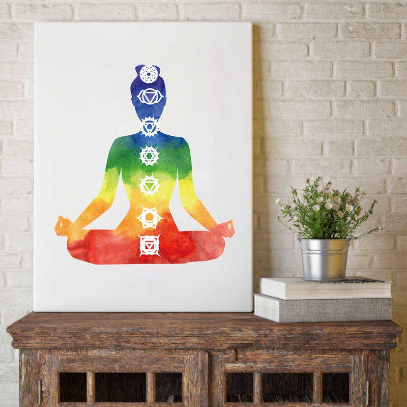 yoga decor