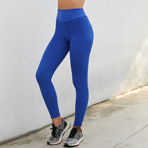 Seamless Push Up Yoga Leggings