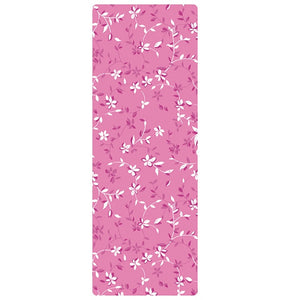 Flower Print Non Slip Travel Mat