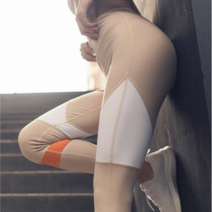 Trio Color Yoga Leggings