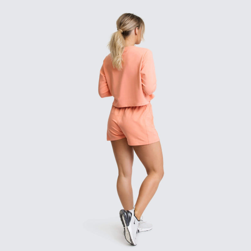 Shorts And Jumper Summer Set