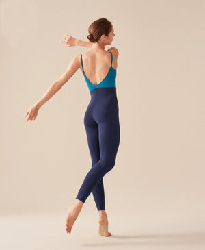 Duo Colour Yoga Jumpsuit