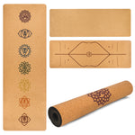 5MM Cork And TPE Yoga Mat