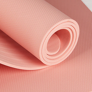 6mm TPE Position Line Yoga Mat