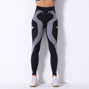 Seamless Star Yoga Leggings