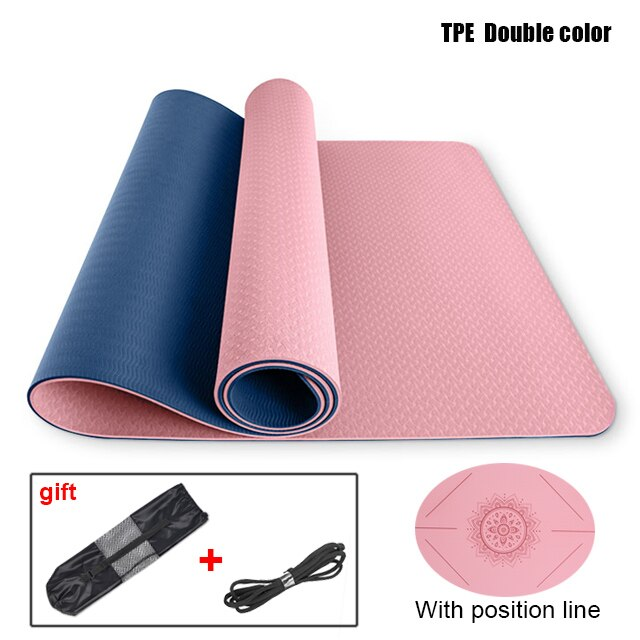 sustainable yoga mats