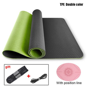 eco friendly yoga mat