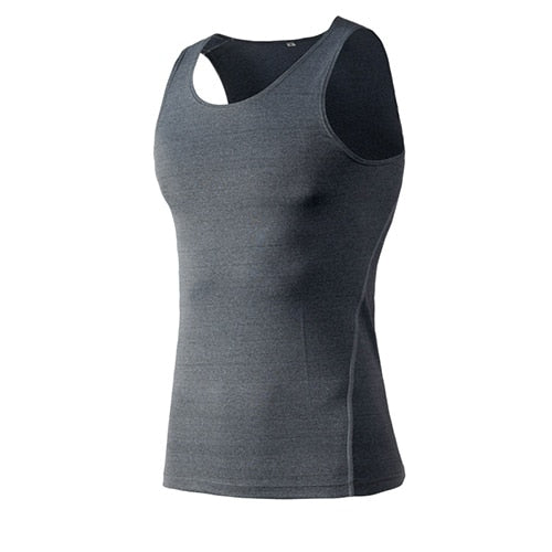 Mens Compression Tank Top