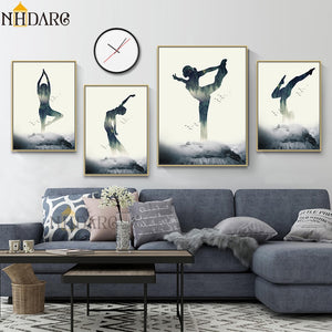 yoga home decor