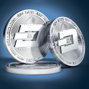 Dash Coin Commemorative Coin Art Collection Gift Physical Metal