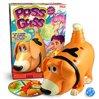 Pass Gass Dog Fart Game of Chance