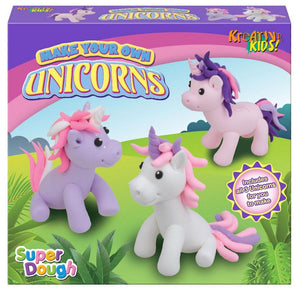Super Dough Make Your Own Unicorns Kit