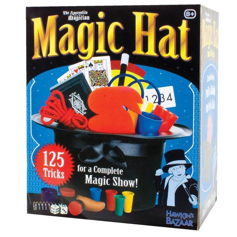 Magic Hat Bumper Box of Tricks (125 Tricks)