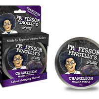 Professor Pengelly's Magma Purple Colour Changing Putty
