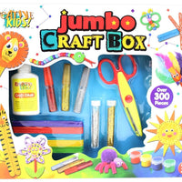 300 Piece Jumbo Craft Box